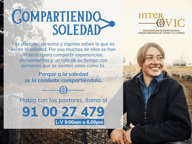 """INTEROVIC confía en AGR para desarrollar su acción de Marketing de Transformación Social """"Compartiendo Soledad"""""""